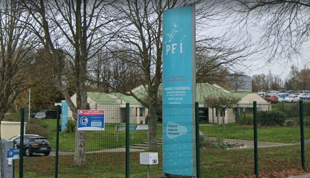Photographie de la Pompes Funèbres Intercommunales à Saint-Brieuc