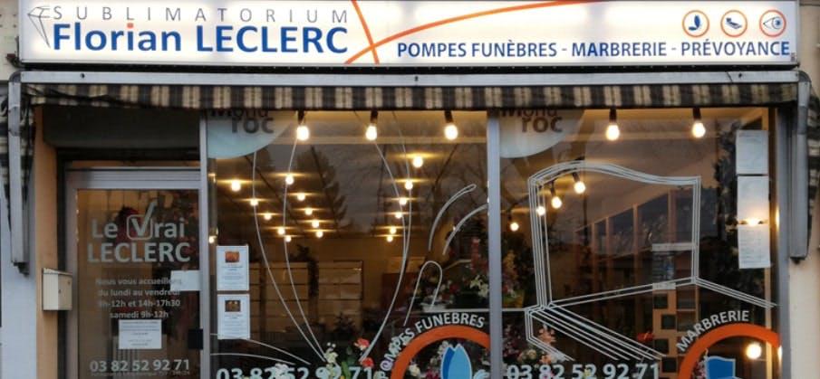 Photographies Pompes funèbres Sublimatorium Florian Leclerc à Florange