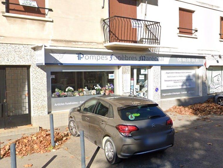 Photographies des Pompes Funèbres Marechal à Cavaillon
