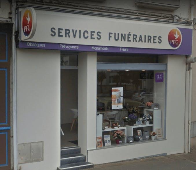 Photographie Pompes Funèbres Générales de Saint-Brevin-les-Pins