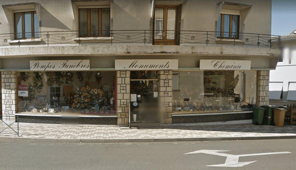 Photographie Pompes Funèbres Spinelli de Capdenac-Gare