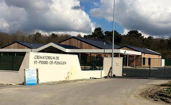 Crematorium de saint-pierre-de-plesguen