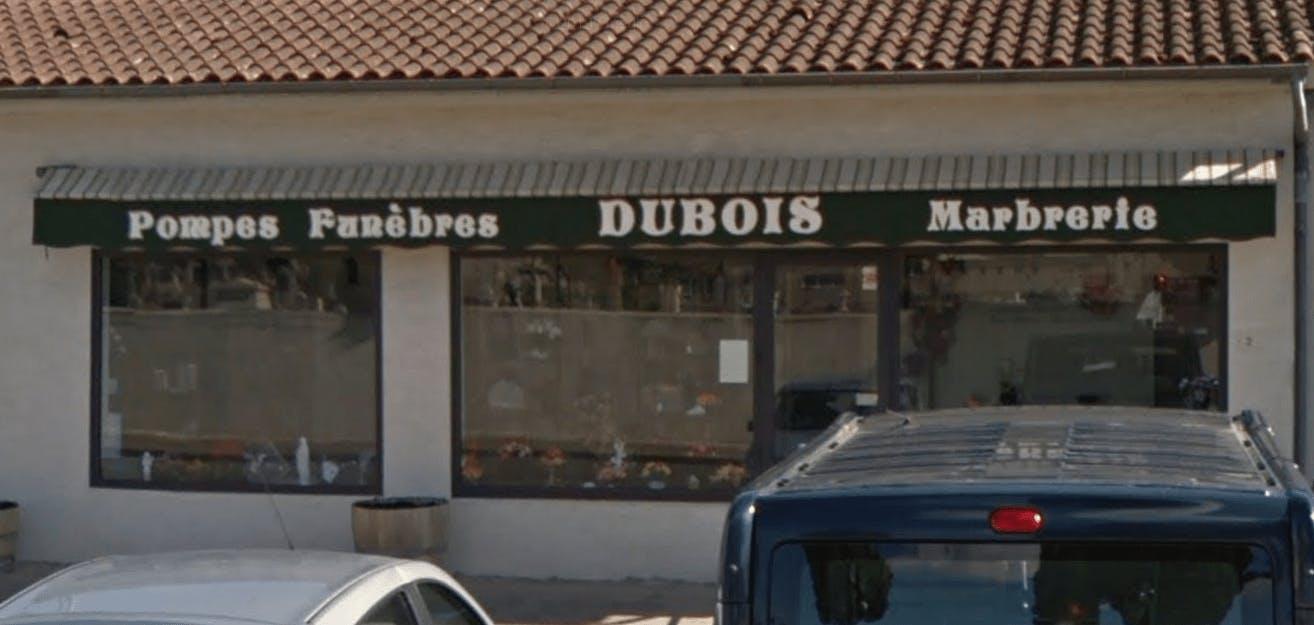 Photographie Pompes Funèbres Dubois Grandroques de Casteljaloux