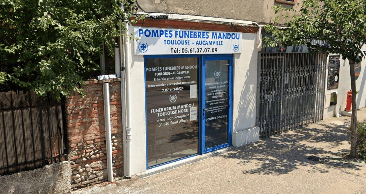 Photographie Pompes Funèbres MANDOU à Toulouse