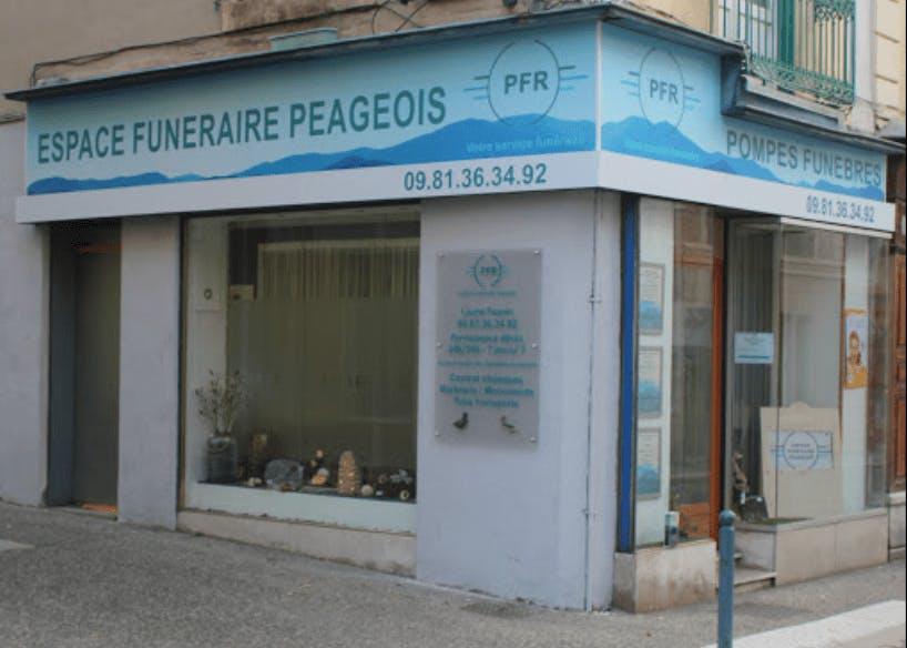 Photographie de l'Espace Funéraire Peageois à Bourg-de-Péage