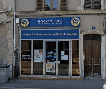 Photographie Pompes Funèbres Roc-Eclerc de Romans-sur-Isère