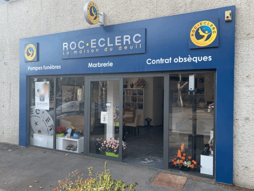 Photographie de Pompes Funèbres Roc-Eclerc de Montpellier