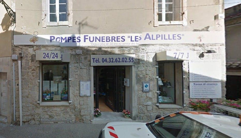 Photographies des Pompes Funèbres les Alpilles à Eyragues