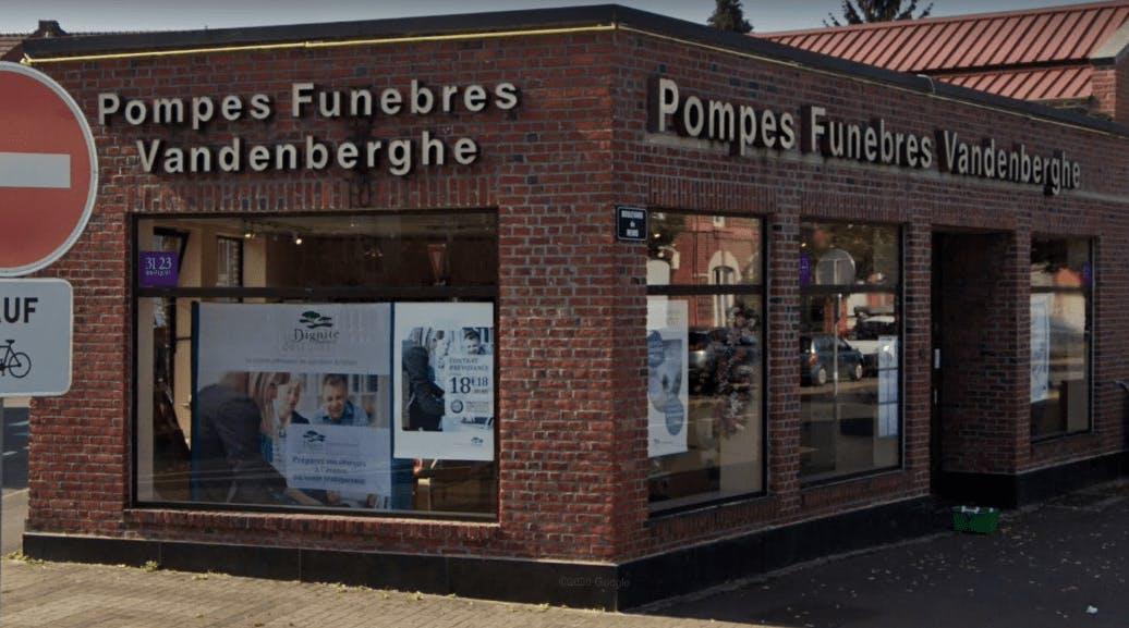 Photographie Pompes Funèbres et Marbrerie Vandenberghe de Roubaix
