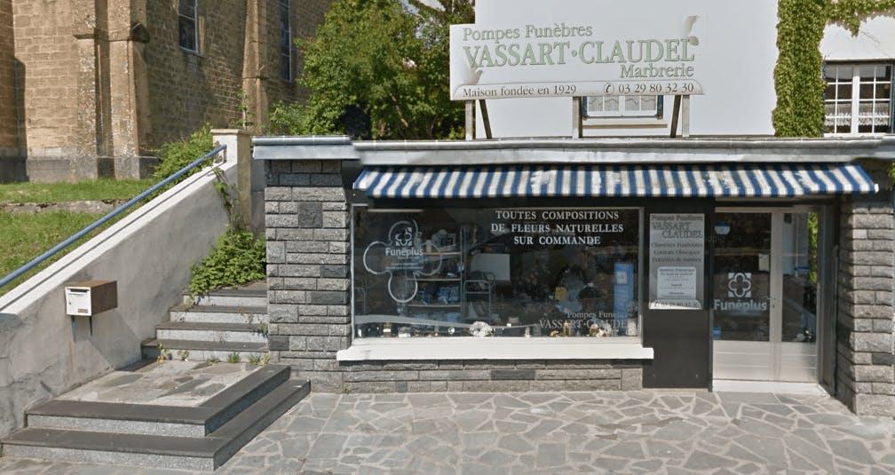 Photographie de la Pompes Funèbres Vassart-Claudel de la ville de Stenay