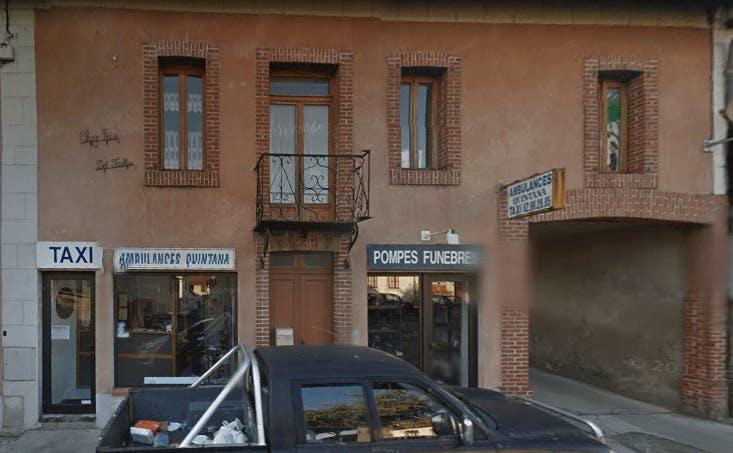 Photographie de la Pompes Funèbres QUINTANA de la ville de Loures-Barousse