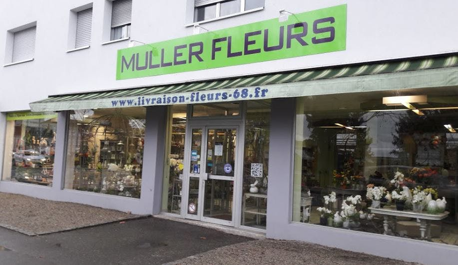 Photographie Muller Fleurs Mulhouse