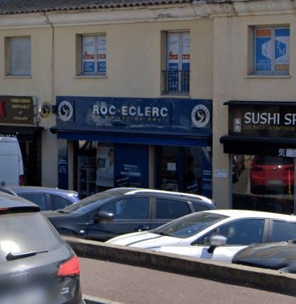 Photographie de la Pompes Funèbres ROC ECLERC à Grasse