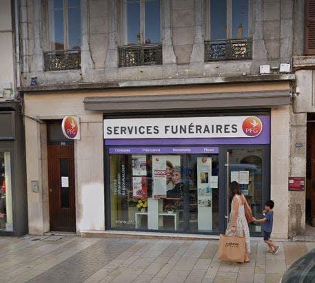 Photographie Pompes Funèbres Générales Villefranche-sur-Saône