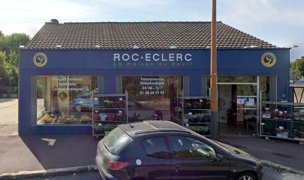 Photographies des Pompes Funèbres Roc'Eclerc à Tremblay-en-France