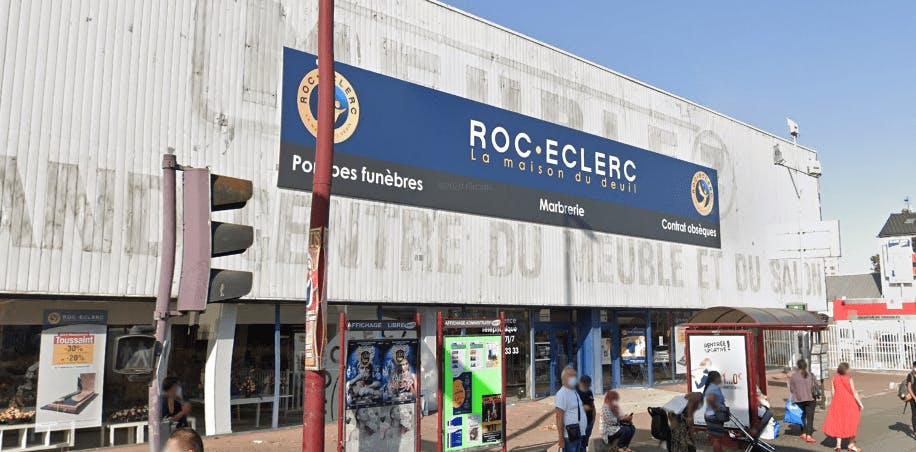 Photographie de la Pompes Funèbres ROC ECLERC à Le Bondy