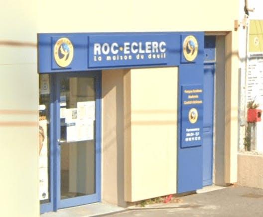 Photographie de la Pompes Funèbres ROC ECLERC à Antibes