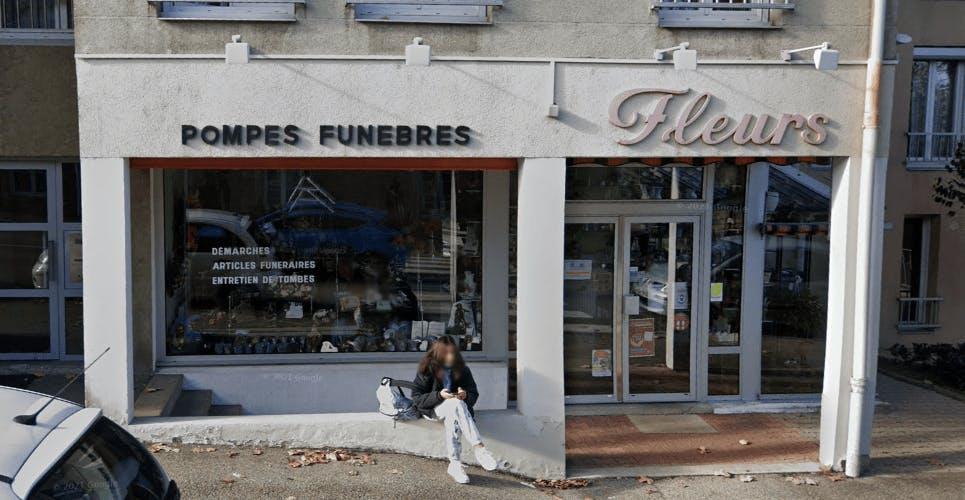 Photographie de la Pompes Funèbres Mouleyre à Villars