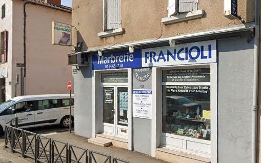 Photographie Marbrerie Francioli Villefranche-sur-Saône