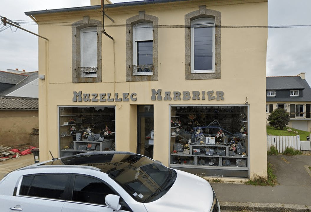 Photographie Marbrerie Muzellec à Brest