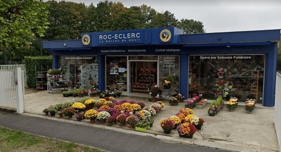 Photographie de la Pompes Funèbres ROC ECLERC à Villepinte