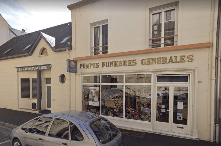 Photographie Pompes Funèbres Générales de Lourdes