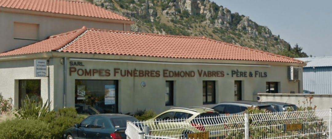 Photographie de la Pompes Funèbres Edmond Vabres à Guilherand-Granges