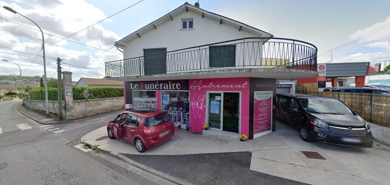 Photographie des Pompes Funebres Le Funeraire Autrement à Angoulême