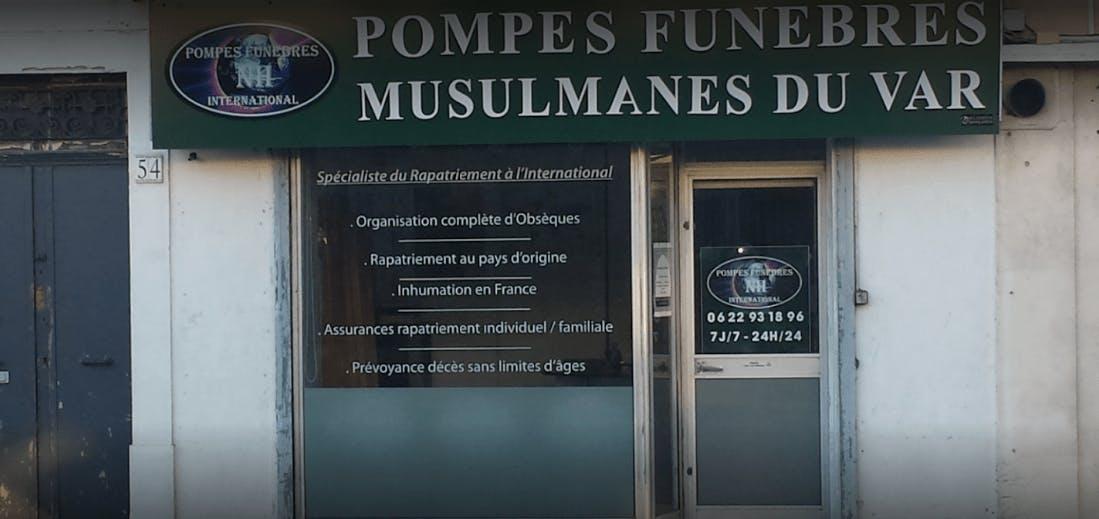 Photographie Pompes Funèbres Musulmanes Du Var La Seyne-sur-Mer