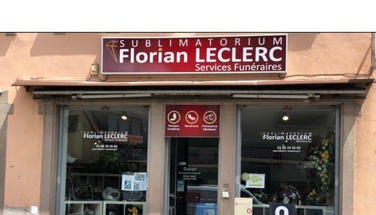 Photographie des Pompes funèbres Sublimatorium Florian Leclerc