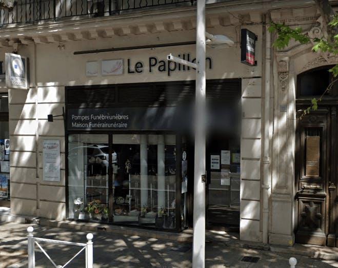 Photographie Service Funéraire Le Trèfle de Toulon
