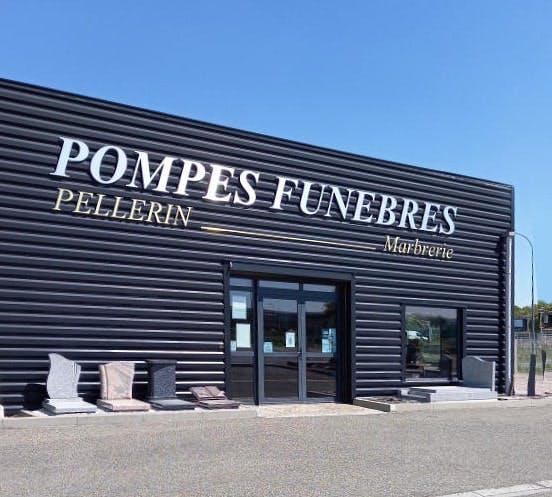 Photographie de Pompes Funèbres Marbrerie Pellerin de Maubourguet