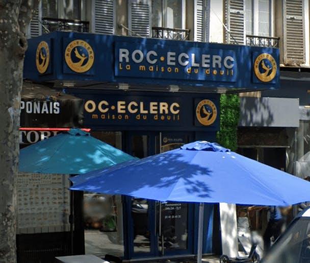 Photographie de la Pompes Funèbres ROC ECLERC à Boulogne-Billancourt