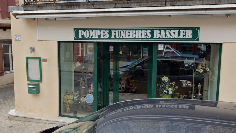 Photographie Pompes Funèbres BASSLER de Bourbon-Lancy