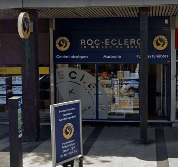 Photographie Pompes Funèbres Roc-Eclerc (7 Avenue du Maréchal Foch) Chatou