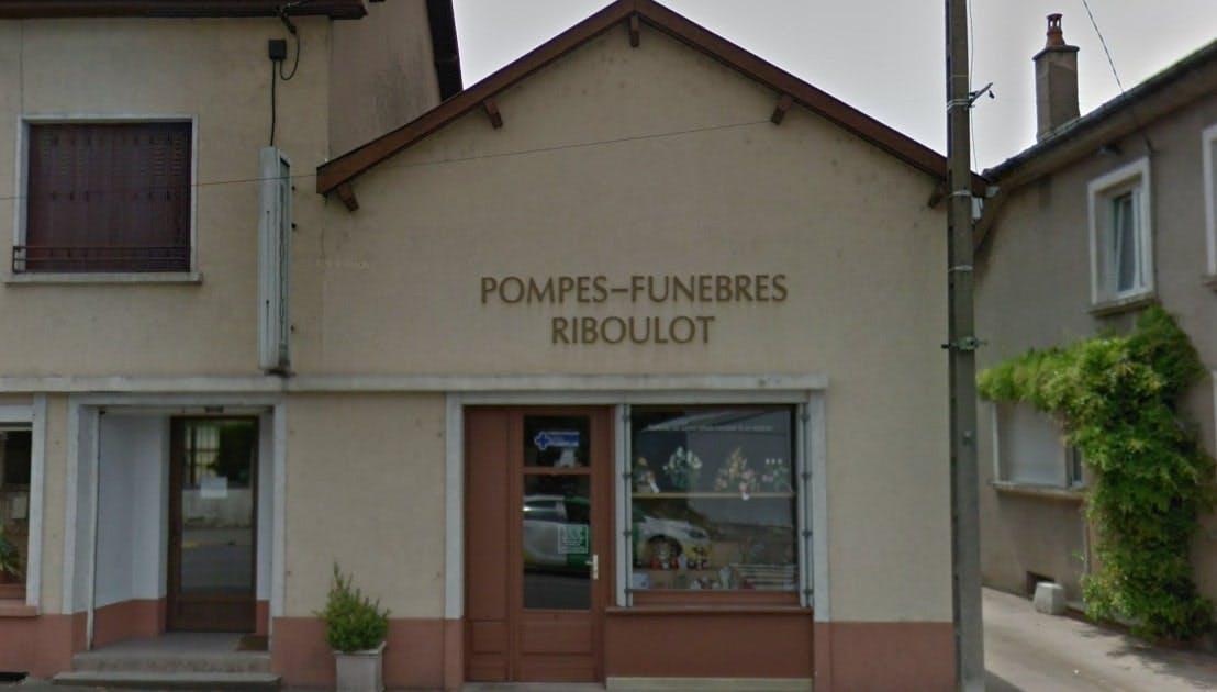 Photographies des Pompes Funèbres Riboulot et Fils à Château-Salins