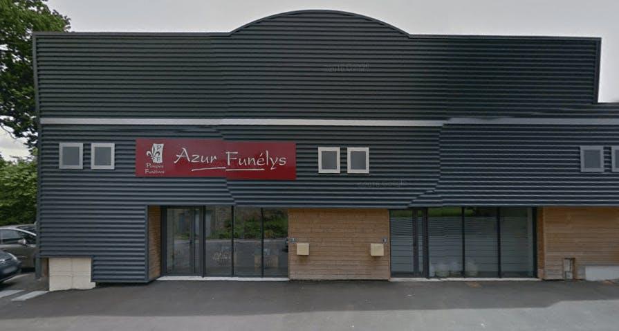 Photographie Pompes Funèbres Marbrerie AZUR-FUNELYS de Péaule