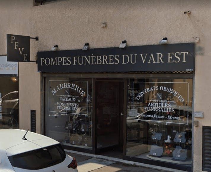 Photographie Pompes Funèbres du Var-Est de Saint-Raphaël