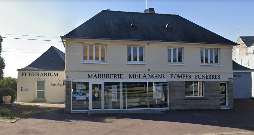 Photographie Pompes Funèbres et Marbrerie Mélanger Laval