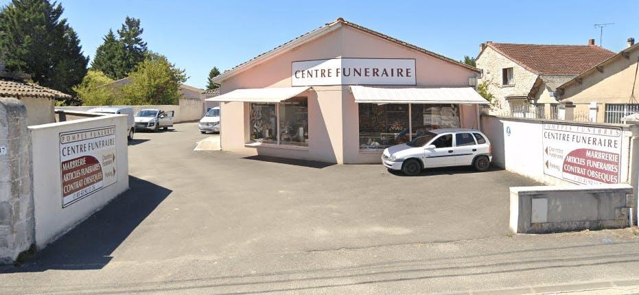 Photographie Pompes Funèbres Centre Funéraire Charentais de Saint-Yrieix-sur-Charente
