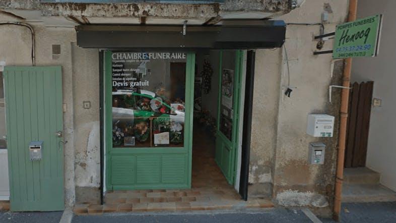 Photographie Pompes Funèbres Henocq de Saint-Paul-le-Jeune
