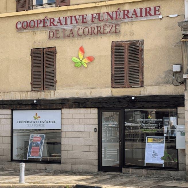 Photographie Coopérative Funéraire de la Corrèze de Tulle