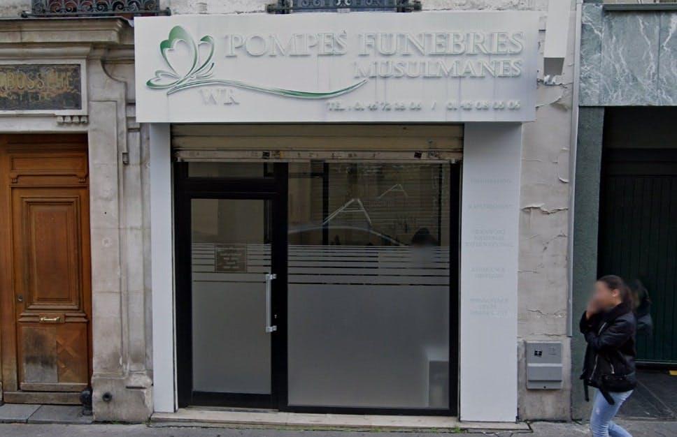 Photographies des Pompes Funèbres Musulmanes Safi WR à Paris