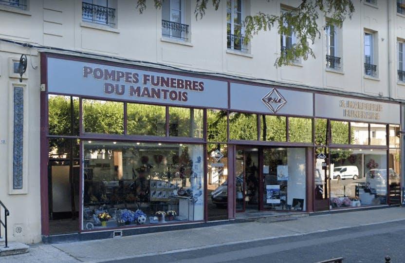 Photographie Pompes Funèbres du Mantois et Marbrerie Funéraire de Mantes-la-Jolie