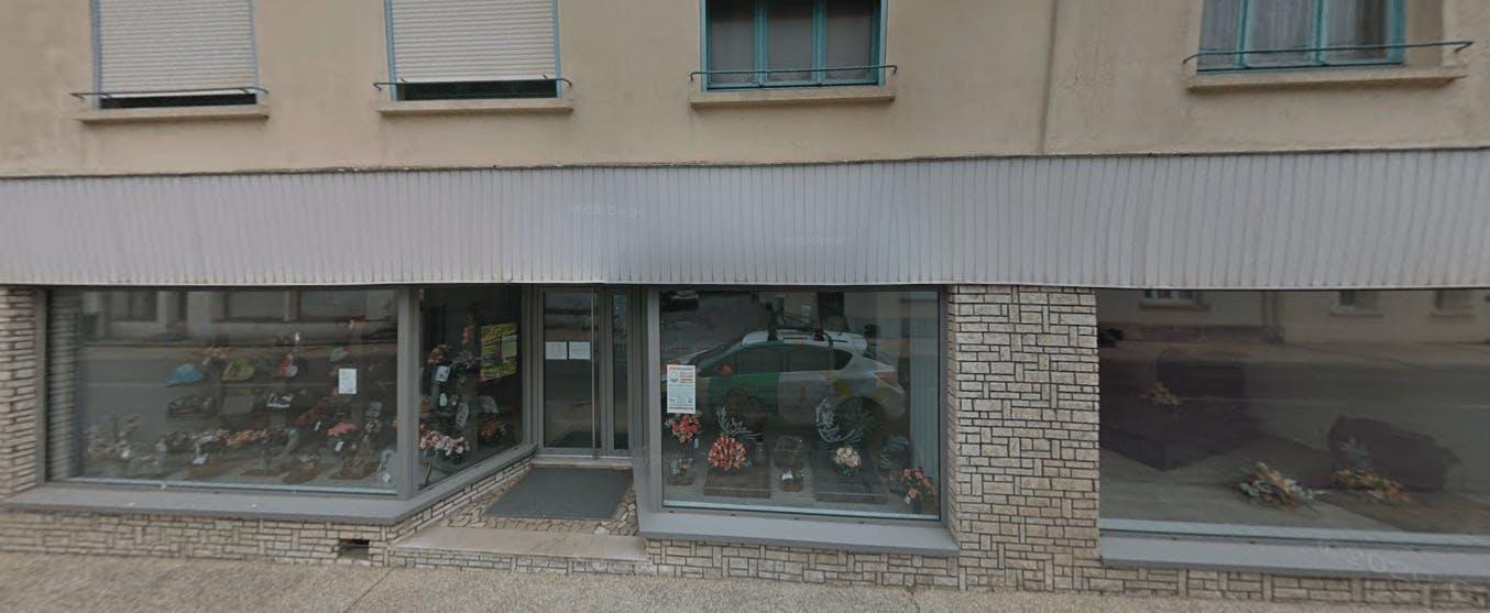 Photographie de la Pompes Funèbres Duval de la ville de Campagne-lès-Hesdin