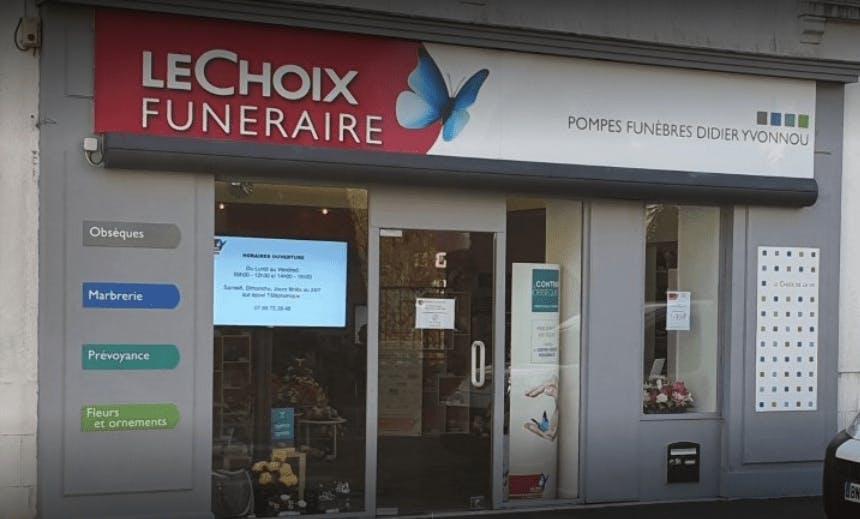 Photographie Pompes Funèbres YVONNOU DIDIER - Le Choix Funéraire de Concarneau