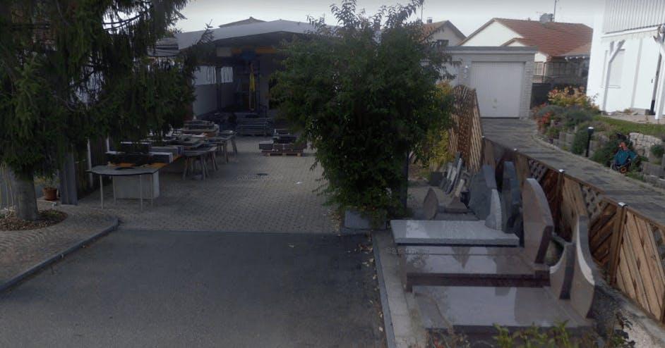 Photographie de la Marbrerie Zanchetta à Village-Neuf