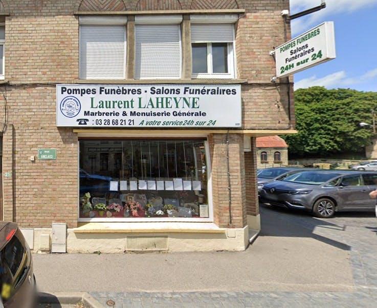 Photographies des Pompes Funèbres Laheyne Laurent à Bergues