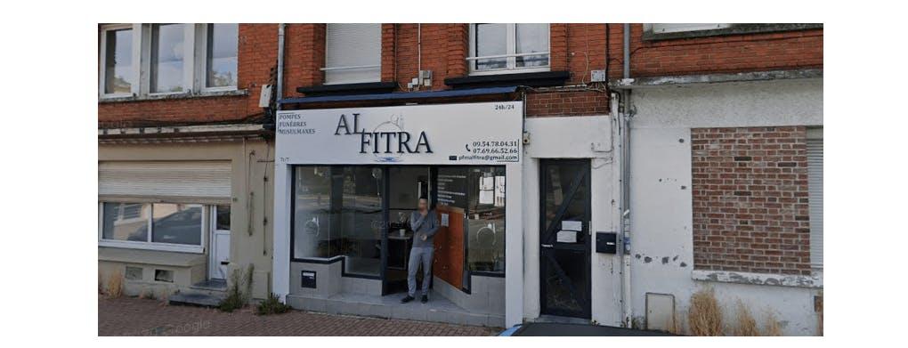 Photographie de la Pompes Funèbres AL FITRA à Lille