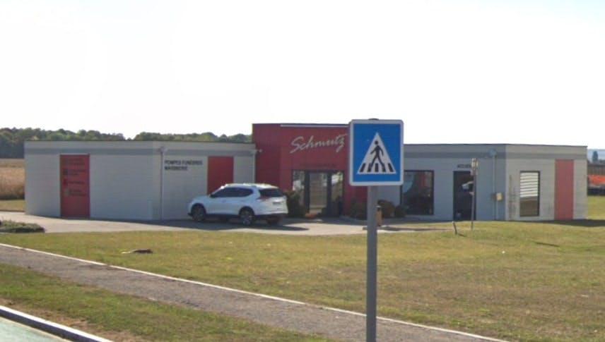 Photographies des Pompes Funèbres Schmutz à Maizières-la-Grande-Paroisse